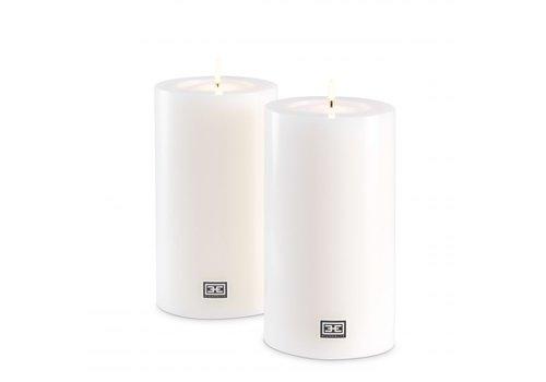 EICHHOLTZ Artificial Candles L - 2 pieces - 106947
