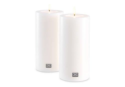 EICHHOLTZ Künstliche Kerzen M - 2 Stück - 115301