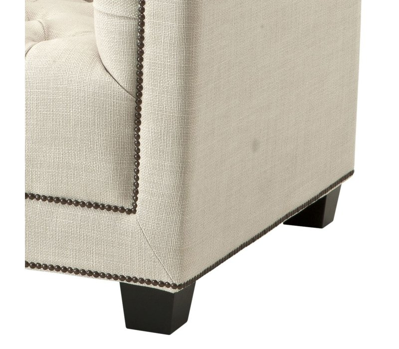 Chair 'Paolo' Panama Natural