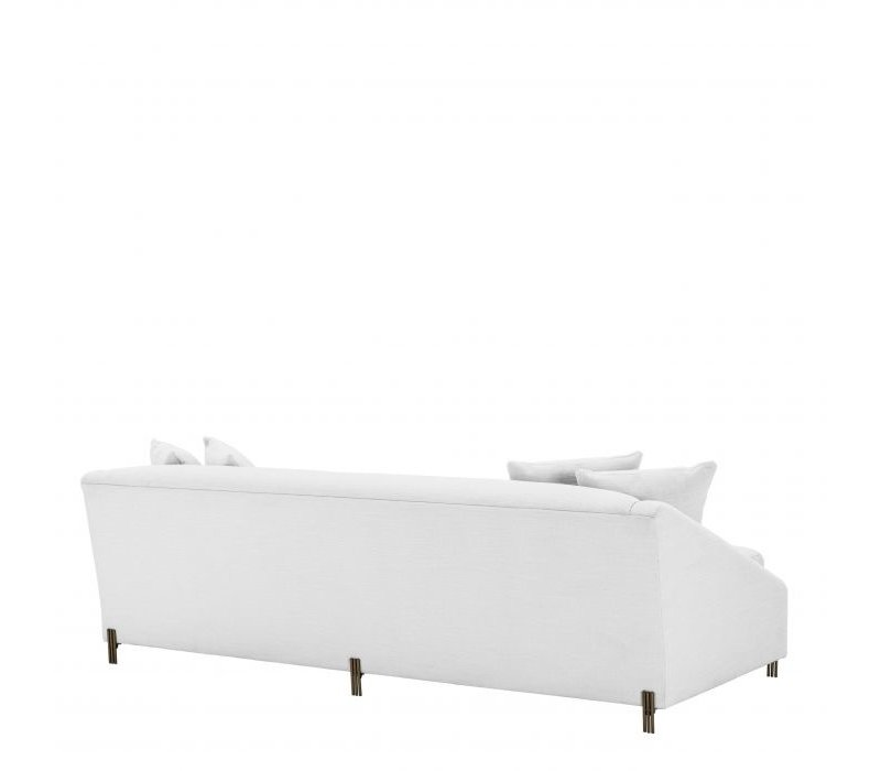 Sofa 'Candice' - Avalon white