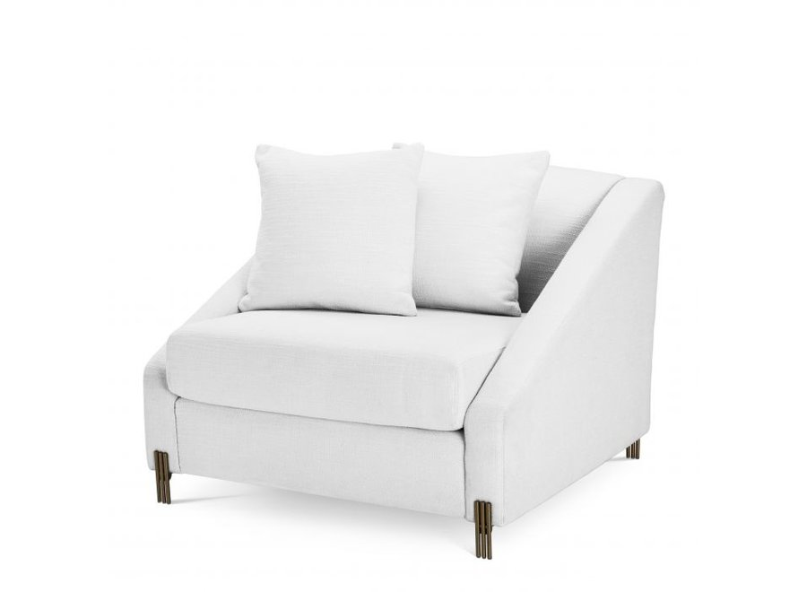 Fauteuil 'Candice' - Avalon white