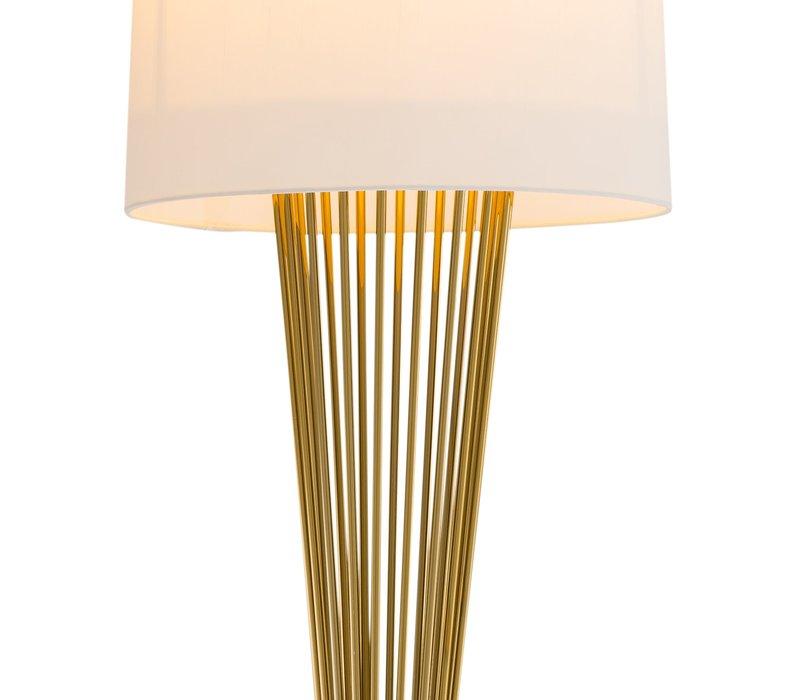 Stehlampe 'Holmes' Gold