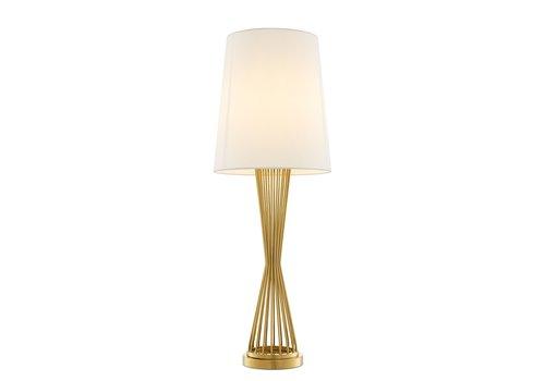 EICHHOLTZ Tischlampe 'Holmes' Gold