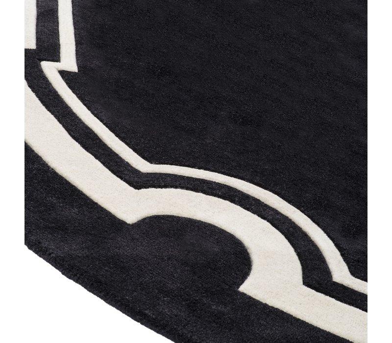 Carpet Palazzo, black/ white