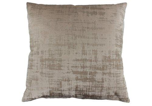 CLAUDI Cushion Asha Dark Sand