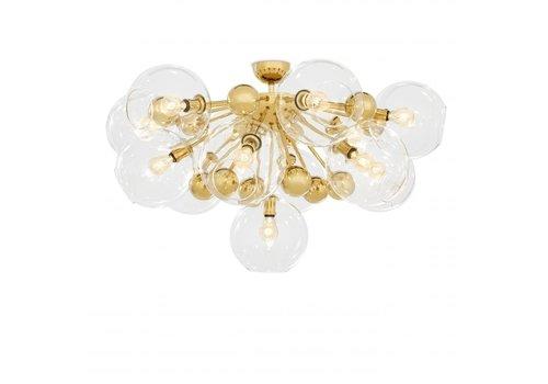 EICHHOLTZ Plafondlamp Soleil - Gold