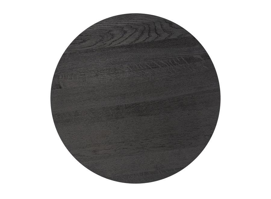 Console tafel 'Geneva' - Wood black