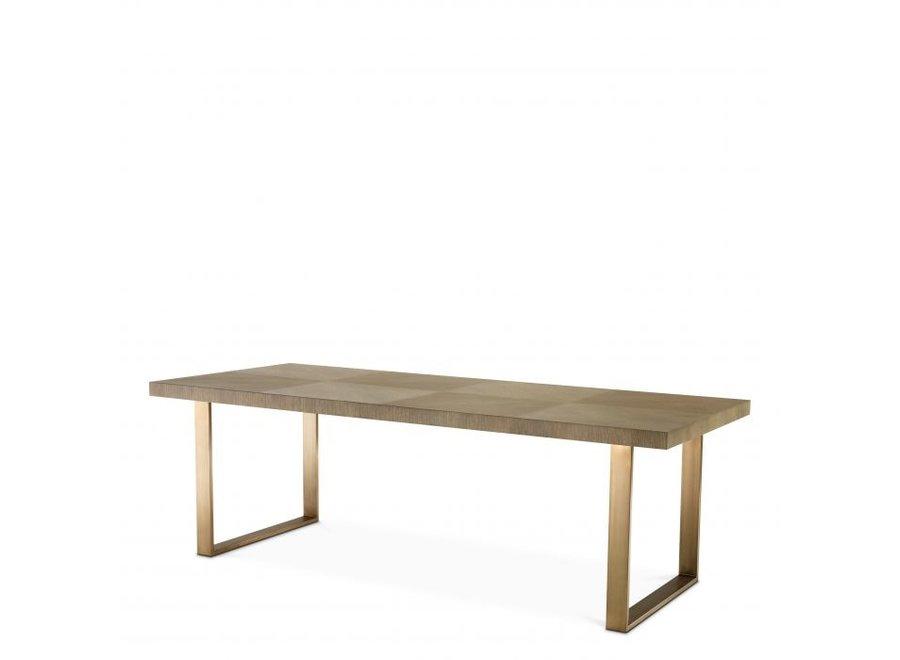 Eettafel Remington - 230 cm