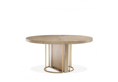 EICHHOLTZ Dining table Remington - Ø 152