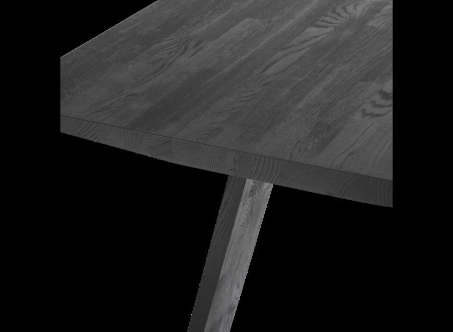 Eettafel 'Angle' Black