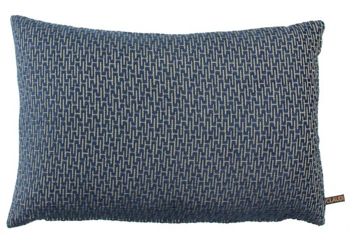 CLAUDI Cushion Medina Denim