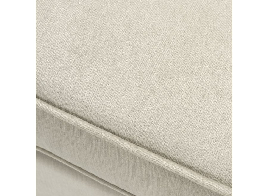 Draaistoel 'Dorset' - Pebble grey