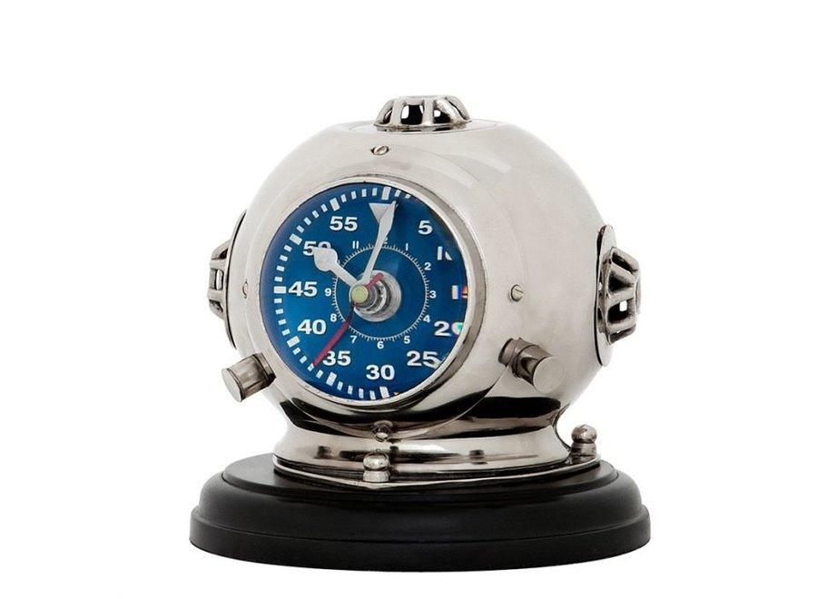 Bureauklok 'Diving Helmet Odyssey'