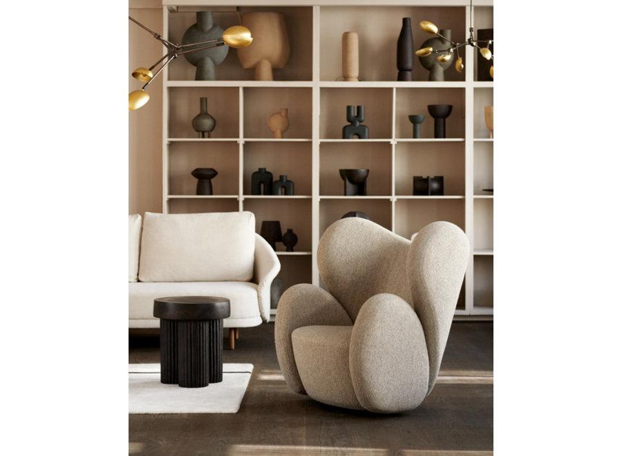 'Big Big Chair' - Bouclé