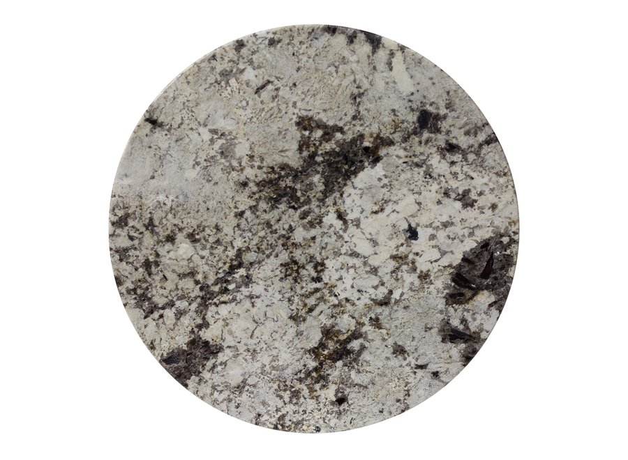 Coffee table 'Moma' - Alaska Marble White - 150 cm