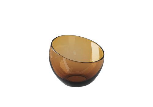 Dome Deco Glazen theelicht 'Bowl' - M