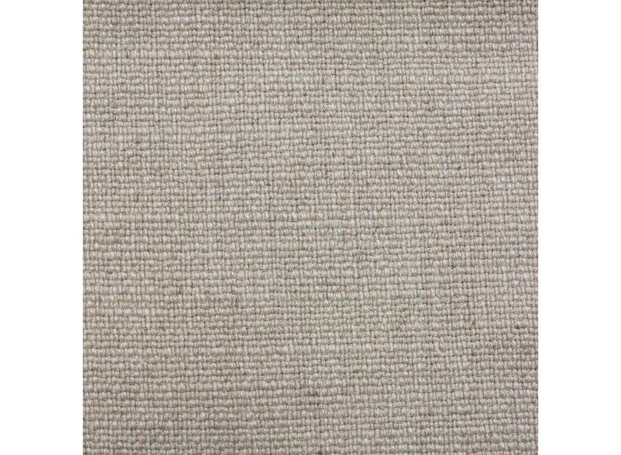 Eetkamerstoel 'Shell' - Amsterdam Fabric Natural