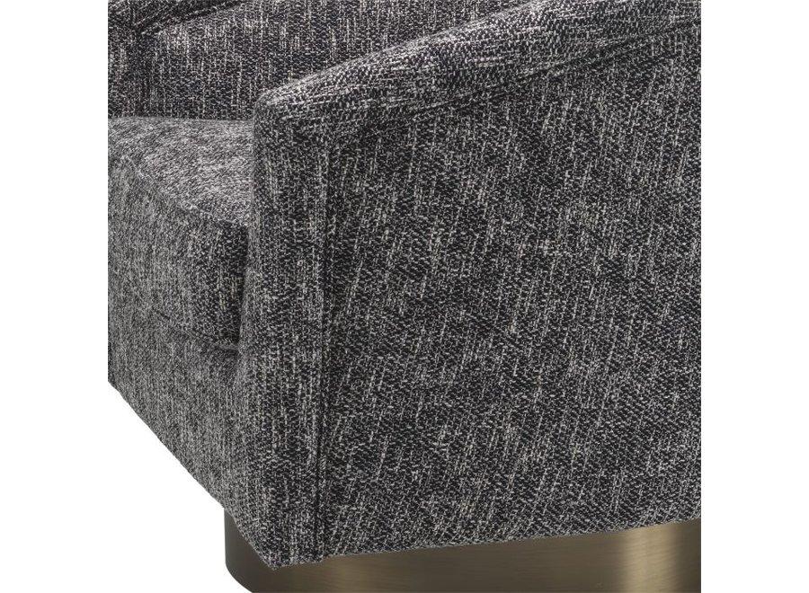 Draaistoel 'Catene' - Cambon black
