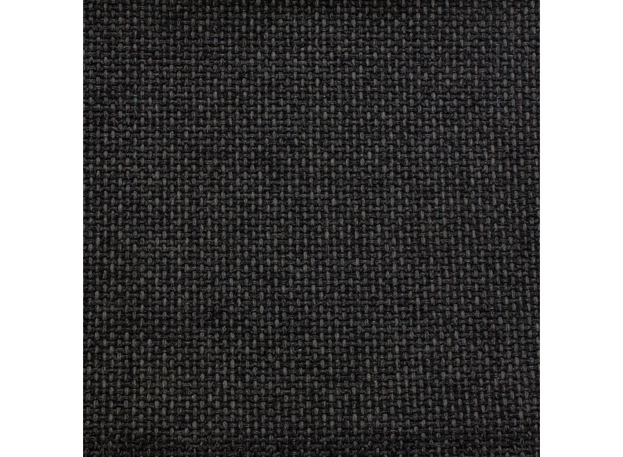 Bank 'Curve' - Rate Fabric Brown/Black