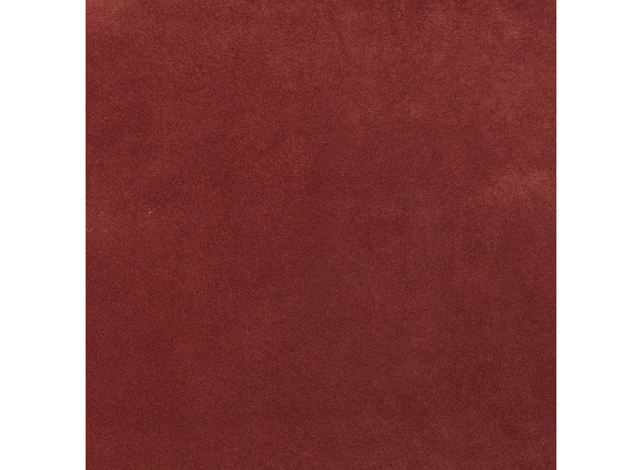 Bank 'Curve' - Challenger Fabric Red