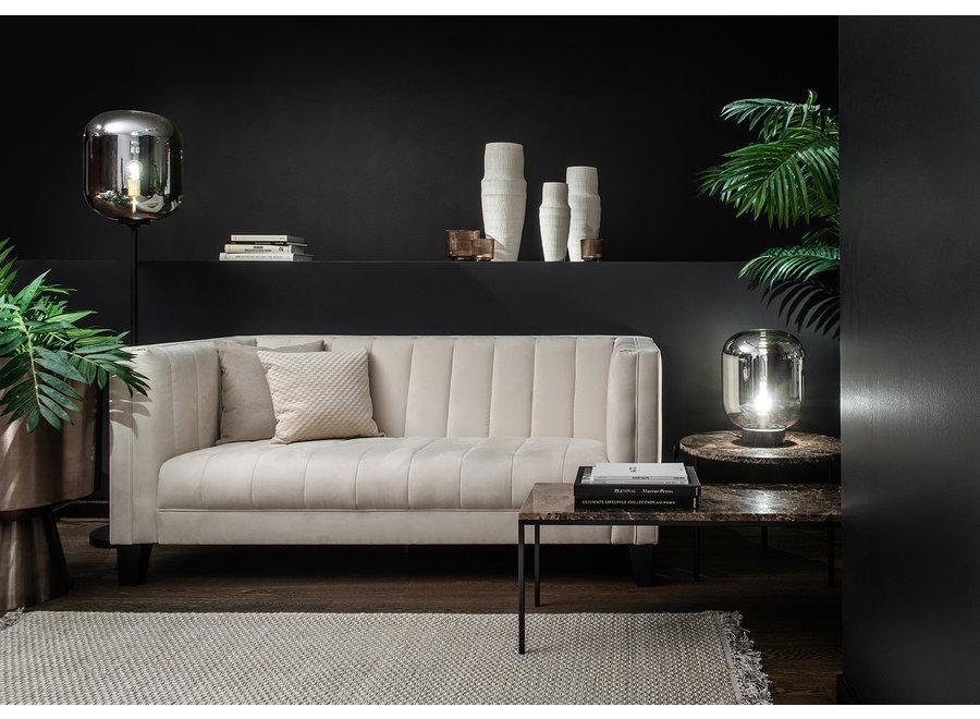 Bank 'Dakota' - Amsterdam Fabric Natural