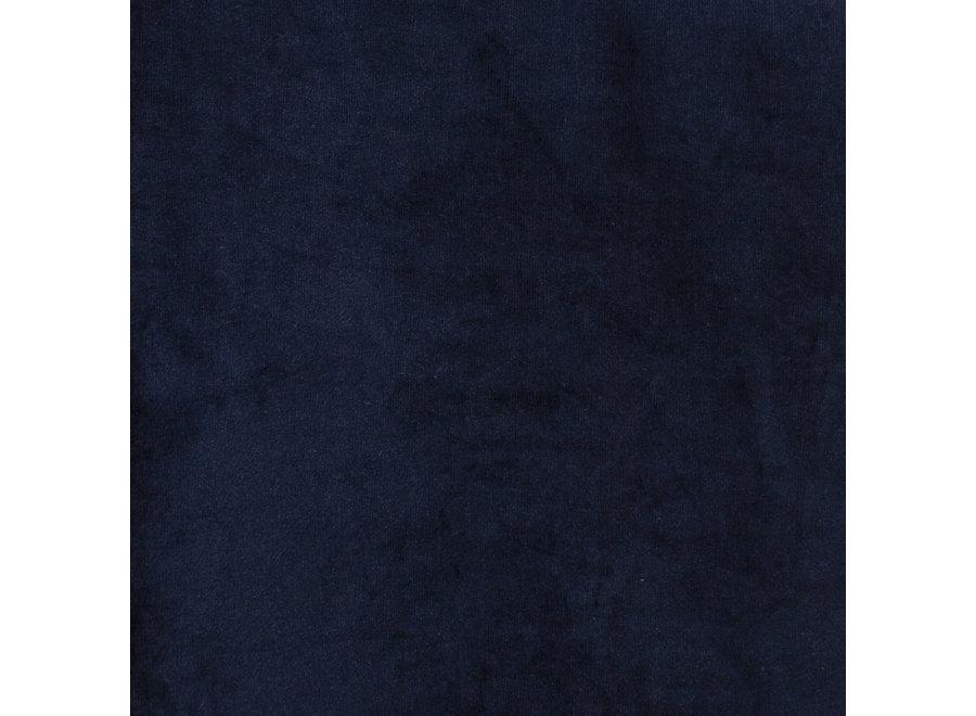 Bank 'Dakota' - Paris Fabric Deep Blue