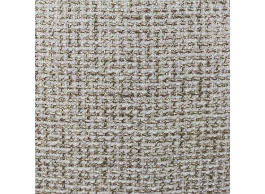 Eetkamerstoel 'Sigma' - Quas Res Fabric Beige
