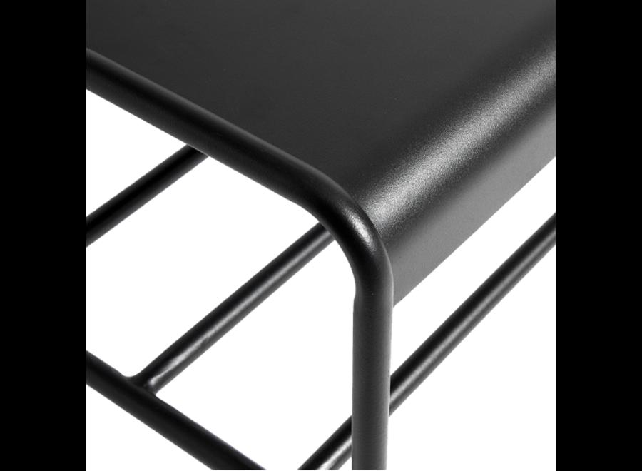 Bench 'Copenhagen' Black