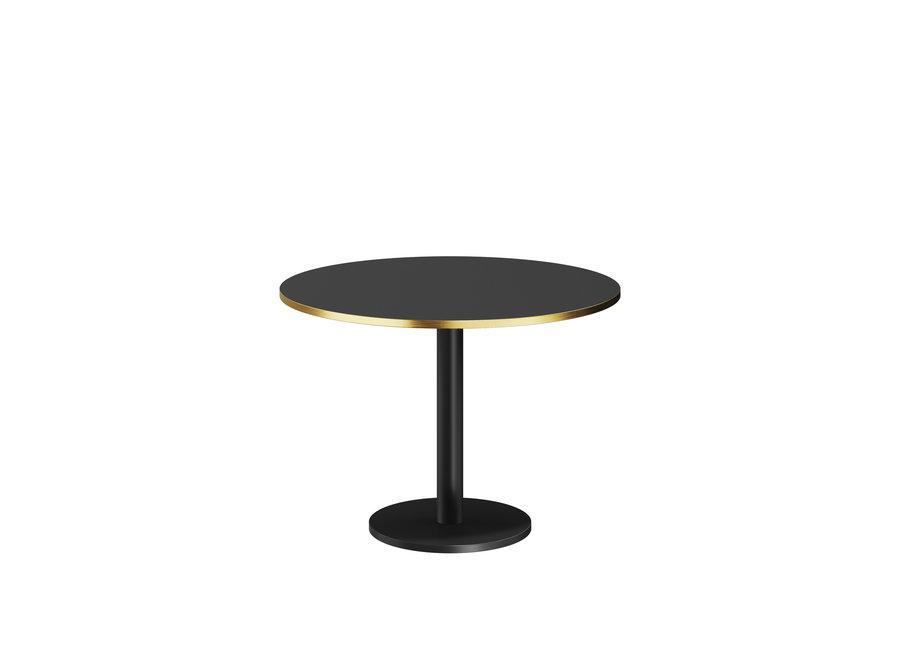 Bistro tafel 'Marais' Round - Gold