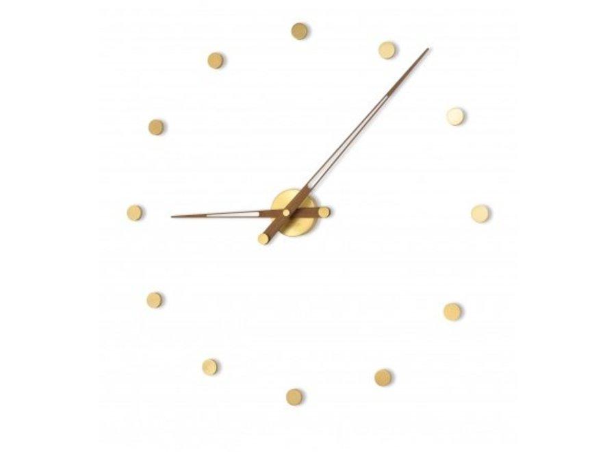 Moderne Uhr 'Rodón Gold n'