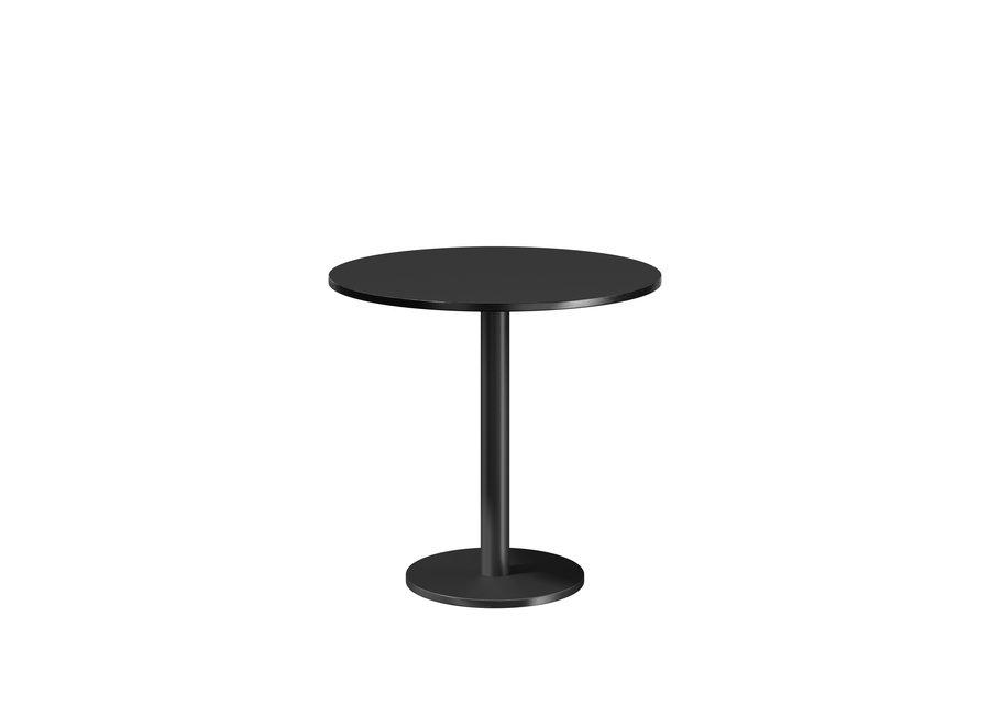 Bistro tafel 'Marais' - Black