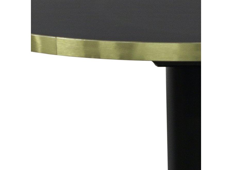 Bistro tafel 'Marais' - Gold