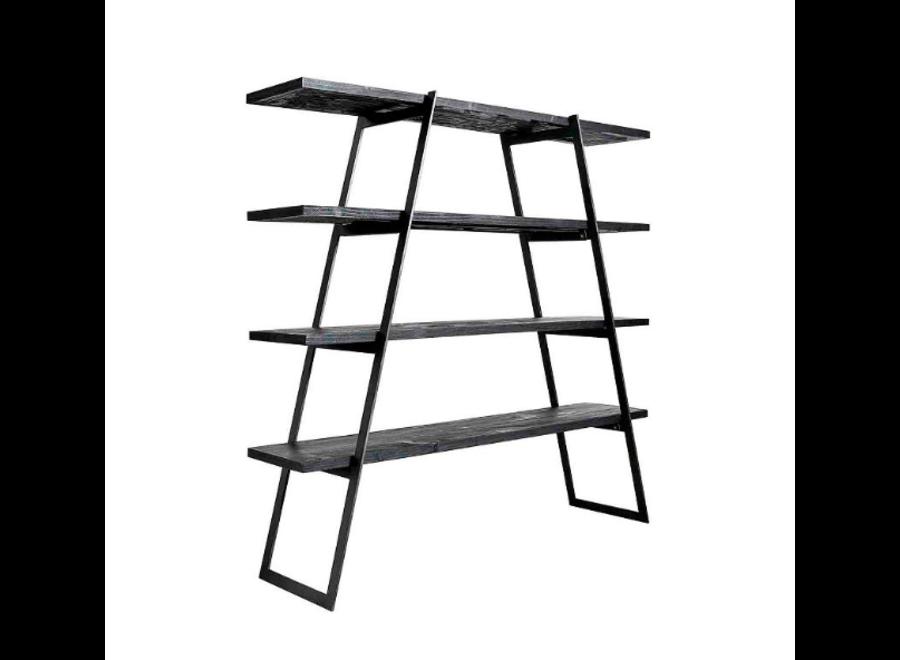 Bookshelf 'Quill' - Black