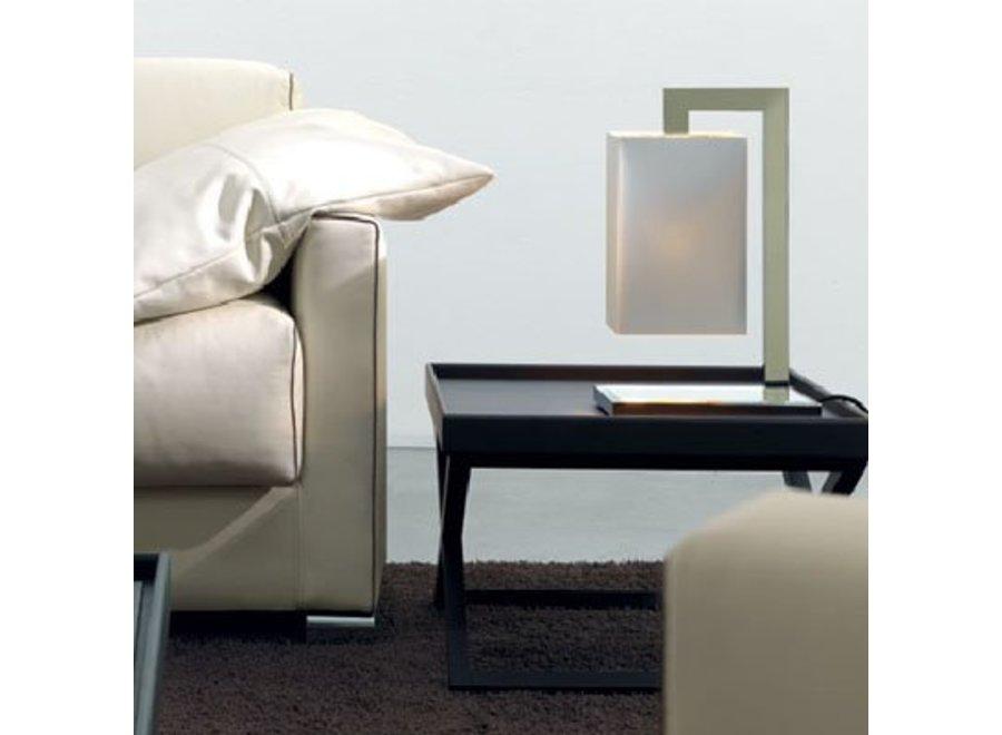 Tafellamp design 'Coco Deluxe' 42cm hoog