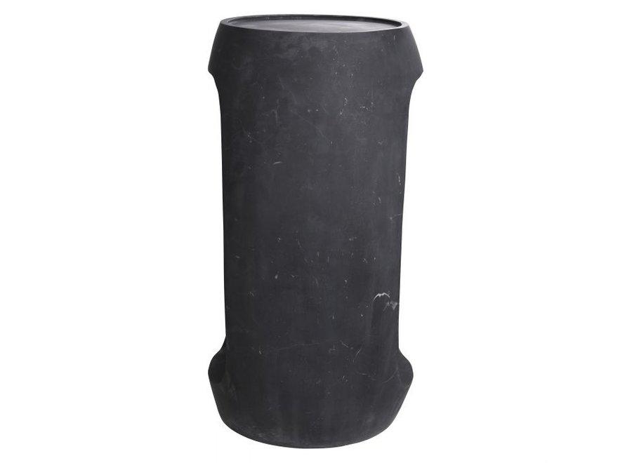 Bijzettafel 'Clipper' high - Black