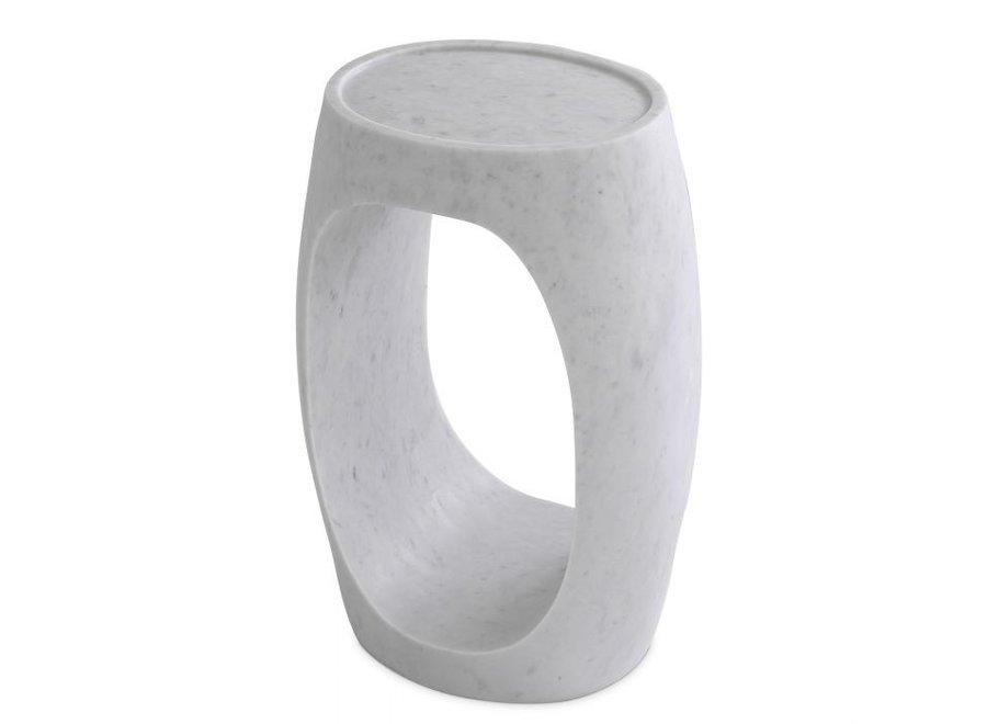 Bijzettafel 'Clipper' high - White