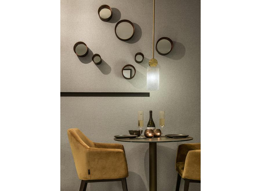 Bistro tafel 'Soho' Square - Concrete Ceramic