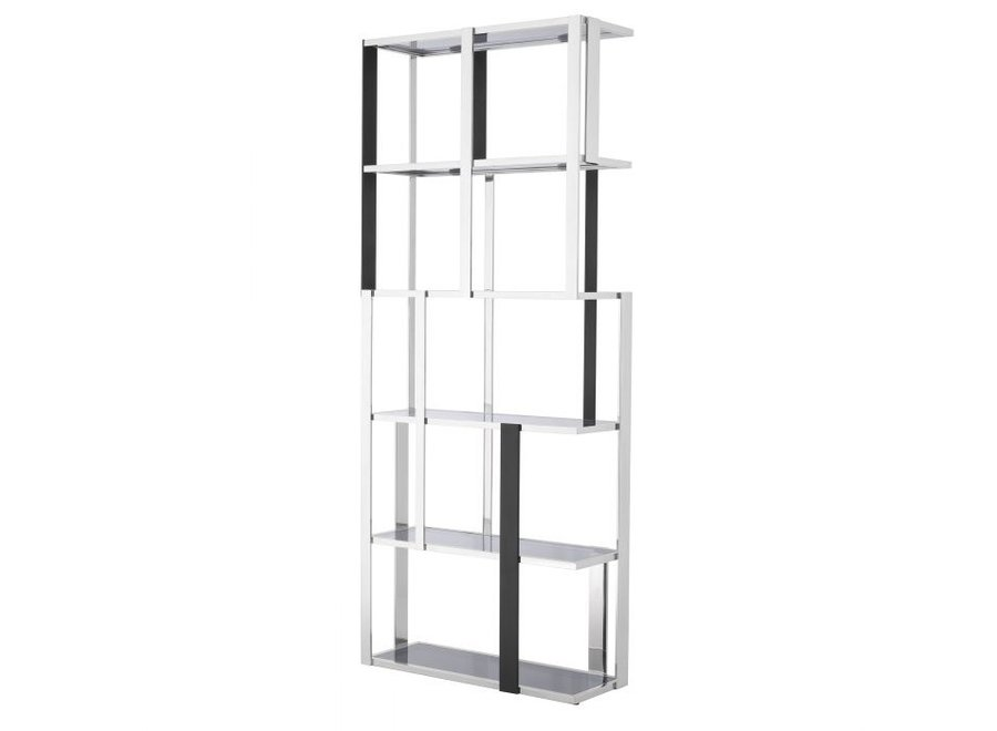 Cabinet 'Clio' - Stainless steel