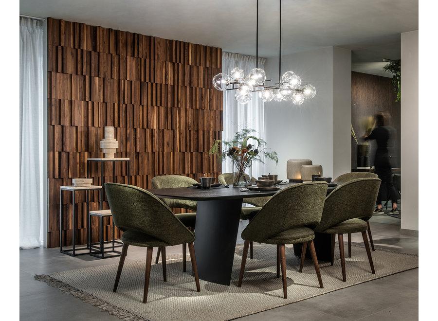 Eettafel 'Vicenza' - Wood Brown - L