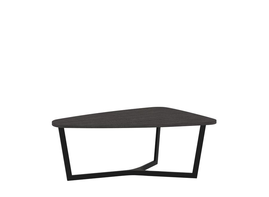 Eettafel 'Java' - Wood Black - M