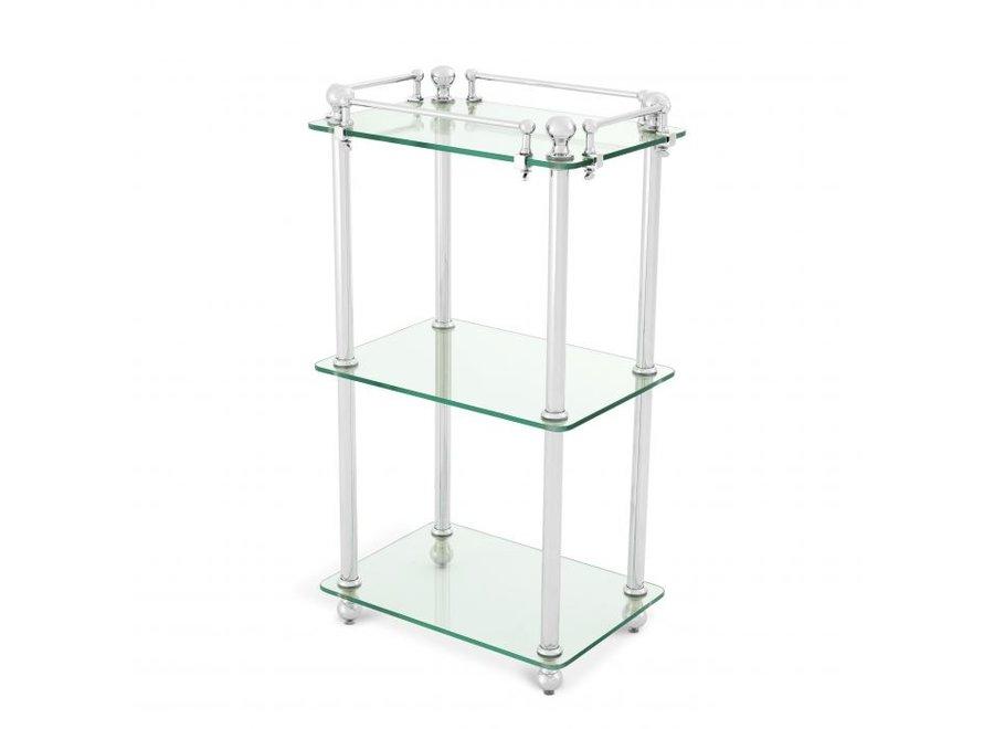 Badkamer meubel Devon - Nickel