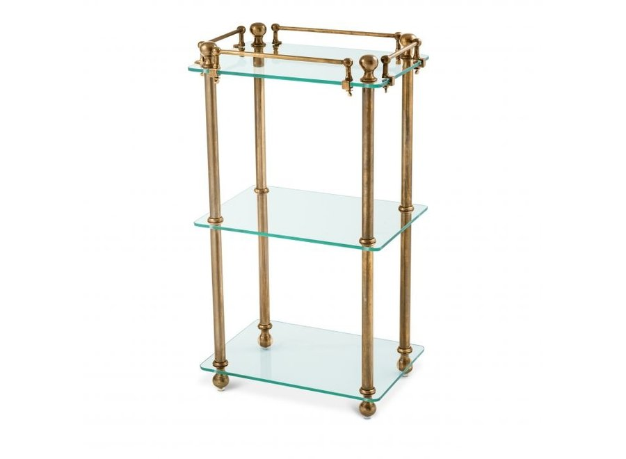 Badkamer meubel 'Devon' - Brass