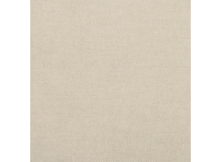 Bank 'Lugano' - Milton Fabric Beige