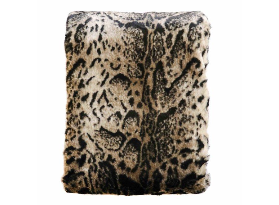 Bontplaid 'African Leopard'