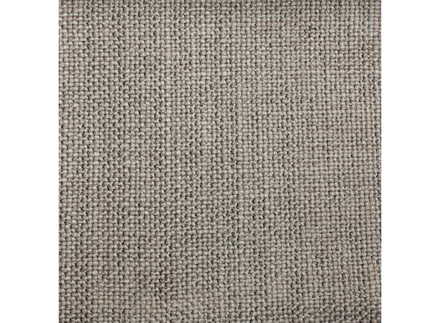 Barstoel 'Bend' - Latenzo Fabric Taupe