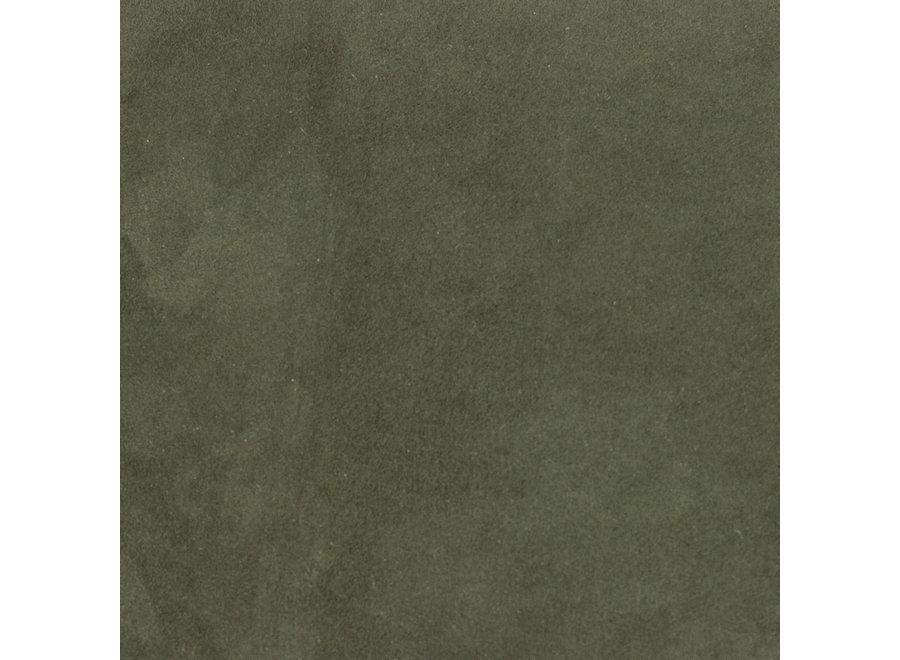 Barstoel 'Verge' - Challenger Fabric Green