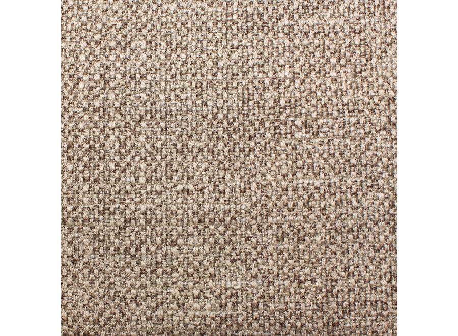 Bank 'Curve' - Boston Fabric Natural