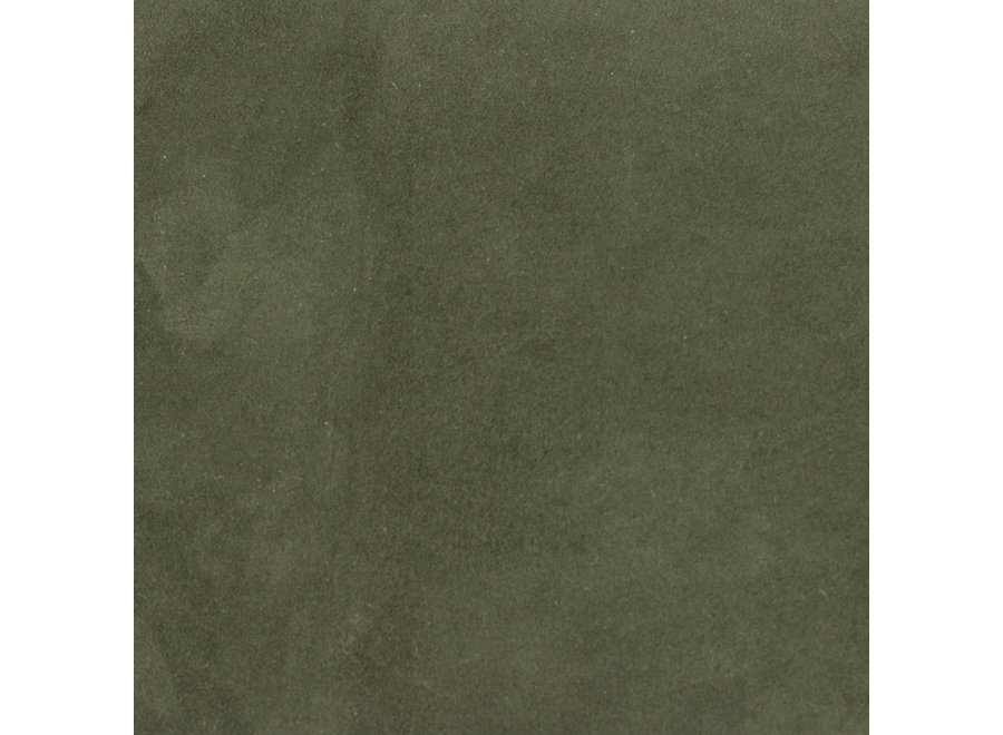 Bank 'Curve' - Challenger Fabric Green