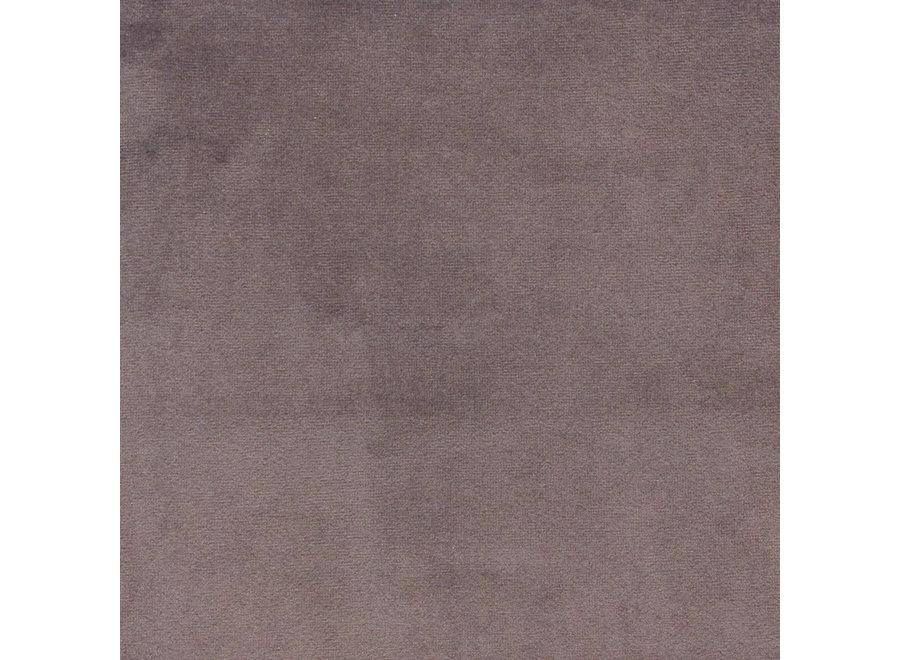 Eetkamerstoel 'Shell' - Paris Fabric Ebony