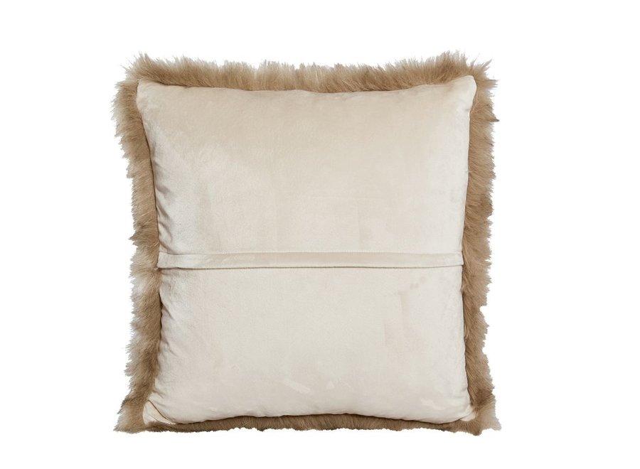 Cushion fur 'Savannawolf'